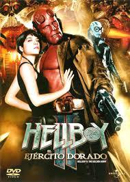 Hellboy 2: El Ejercito Dorado
