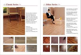 High Density Laminate Flooring Mirror And High Gloss Hand Scraped Surface Hdf Flooring Laminate