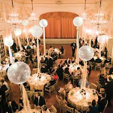 wedding balloons how to make balloons appropriate for a wedding reception brides