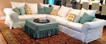 How To Make Slipcover For Sectional Sofa Sectional Slipcovers 7 Modular Sectional Sofa Slip Covers