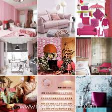 Interior Design Color Schemes by Pink Interior Design Color Schemes Inspiration By Color