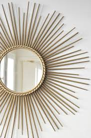 koket sunburst mirror bedrooms and interiors