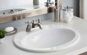 oval drop in sink drop in oval bathroom sinks 4 fancy design drop in bathroom sinks 8