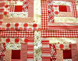 Red Gingham Duvet Cover Red Gingham Bedding Uk Red Gingham Quilting Fabric Red Gingham