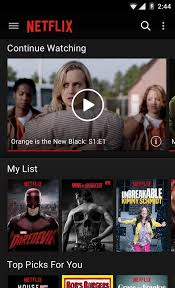 netflix android apps on google play