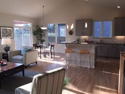 Vaulted Ceiling Open Floor Plans Vaulted Ceilings Raise The Bar On Single Story Living Markel Homes