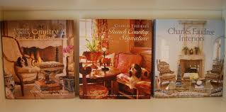 Charles Faudree Interiors Favorite Decorating And Design Books