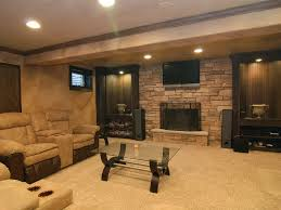 cool basement designs home decor awesome finish basement ideas finished basement