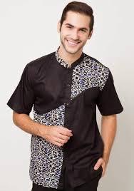 desain baju batik pria 2014 tren model busana batik muslim pria desain terbaru tips info