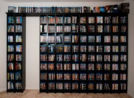 Blu Ray Shelves by Blu Ray Shelves But I U0027d Make It A Library And Right Beside A