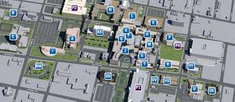 map of cleveland clinic cus map cleveland clinic in cleveland ohio center for