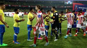 indian super league top five games of the season goal com