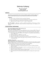 Sales Agent Resume Sample by Sample Resume For Medical Representative In India