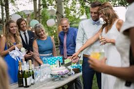 Cost Of Backyard Wedding Parents And Wedding Costs The Traditional Breakdown