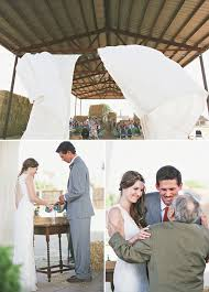 Outdoor Wedding Venues San Diego Diego Hayfield Wedding From Whitney Darling Photography