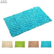 tapis shaggy aliexpress com compre 45 75 cm céu azul minimalista tapis tufos