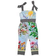 designer childrenswear made cherries jumpsuit baby boy from designer