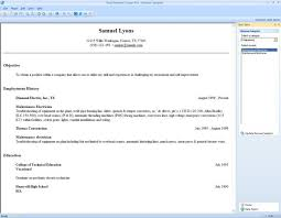 Resume For Tool And Die Maker Online Resume Maker Free Download Resume Example And Free Resume