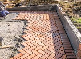 Brick Patterns For Patios Paving Stock Photos Royalty Free Paving Images And Pictures