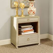 Natural Nightstand Ming Natural Nightstand By Bungalow 5 Collectic Home