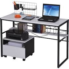 Small Desk Computer with Small Desk For Computer And Printer