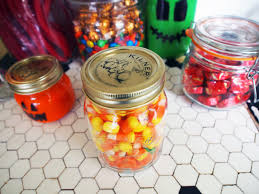 Halloween Jars Crafts by Kilner Jar Diy Candy Bar The Official Pacific Merchants Blog