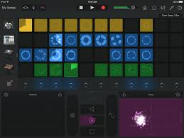 drum pattern for garageband garageband 2 1 for ios brings live loops drummer edm and more