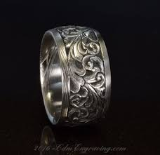 can titanium rings be engraved engraved rings