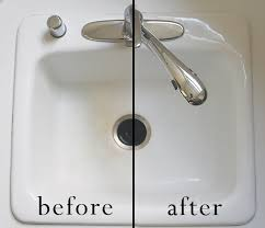 how to remove rust stains from porcelain sink porcelain sink cleaner best sink 2017