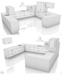 g shaped kitchen layout ideas kitchen layouts building a home