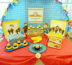 curious george party curious george party with lots of food ideas kitchen