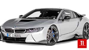 Bmw I8 Body Kit - ac schnitzer bmw i8 tuning kit unveiled youtube
