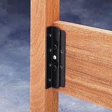 Wooden Bed Frame Parts Bed Frame Brackets Home Depot Bed Rail Fasteners Home Depot