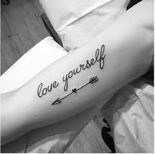 quotes tattoos for ideas and designs for