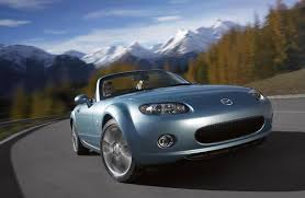 mazda convertible blue 2008 mazda mx 5 niseko edition review top speed