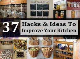 kitchen tidy ideas hacks ideas to improve your kitchen