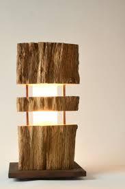 die besten 25 design lampen aus holz ideen auf pinterest