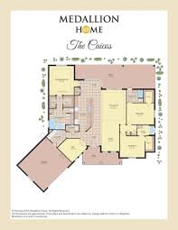caicos home plan by medallion home in twin rivers