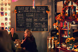 dia de los muertos at imperial a masquerade at oakland and more