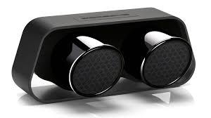speaker design the porsche design bluetooth 911 speaker redefines car stereo