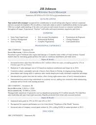 resume template for sales manager resume sle