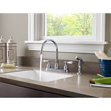 pfister sonterra two handle widespread lead free kitchen faucet regular price 114 00