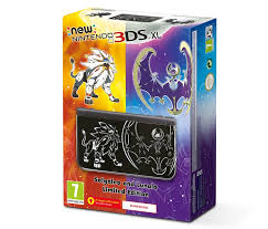 new 3ds amazon black friday start european new 3ds xl solgaleo and lunala limited edition boxart