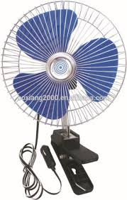 12 volt clip on fan oscillating 8 inch 12 volt dc auto clip fan buy oscillating 8 inch