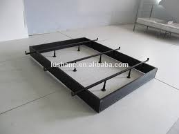 Hotel Bed Frame King Size Adustable Steel Hotel Bed Frame View King