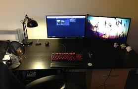 gaming computer desk desk bk wonderful gaming station computer desk amazon com best