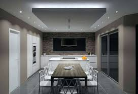 plafond cuisine spots cuisine faux plafond faux plafond position spots