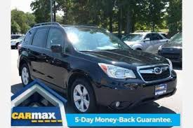 Subaru Forester Rugged Package Used Subaru Forester For Sale In Houston Tx Edmunds