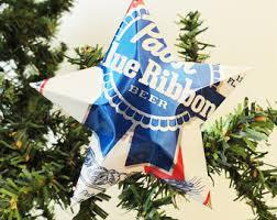 pabst blue ribbon etsy