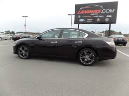 nissan sedan 2014 2014 used nissan maxima 4dr sedan 3 5 sv at landers serving little